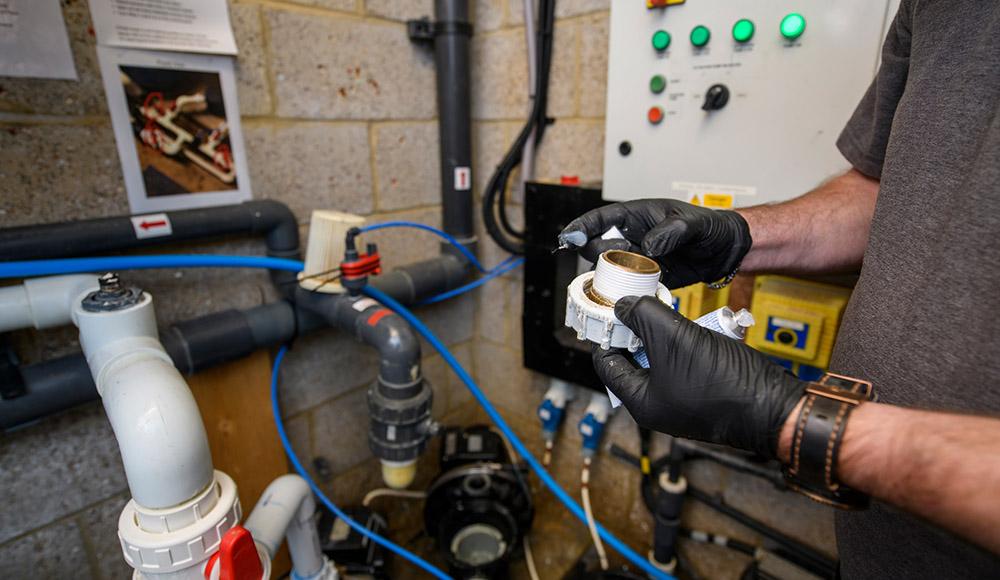 Plumbing & heating repairs
